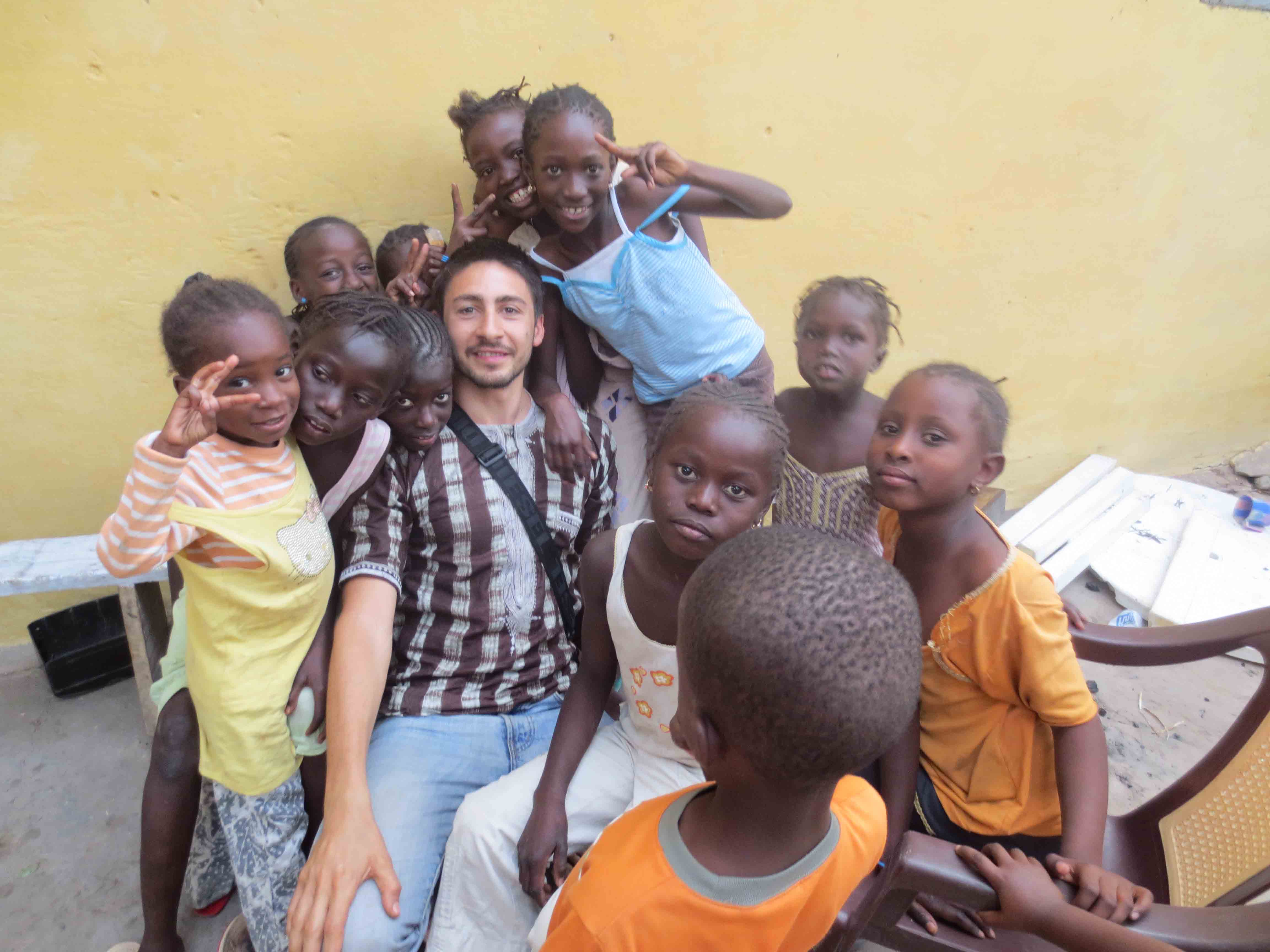 raoul vecchio africa humanitarian
